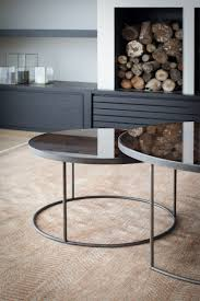 coffee table awesome round coffee table with nesting stools