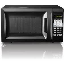 Microwave Oven Cart Hamilton Beach 0 7 Cu Ft Microwave Oven Walmart Com