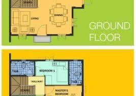 Camella Homes Drina Floor Plan Camella Homes Real Estate Palawan