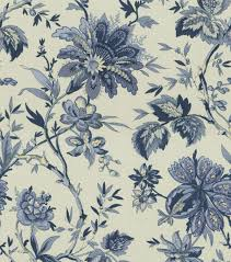 waverly waverly upholstery fabric felicite indigo home decor