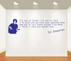 ed sheeran lyrics quotes ed sheeran lyric quotes google search on we heart it
