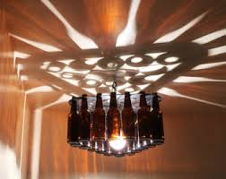 Chandelier Beer Game Pool Table Light Etsy