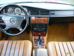 1992 mercedes benz 190 class 190e 2 3 beige dashboard photo