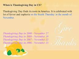 英语国家概况 公开课 i when is thanksgiving day origin of