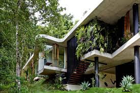 queensland home design awards multi award winning planchonella house tropical artisan