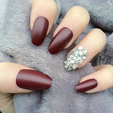 21 oval nails designs with pictures 2018 beautified designs