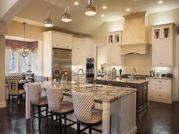 kitchen island with granite neat brown polished floor sleek white granite wall modern silver