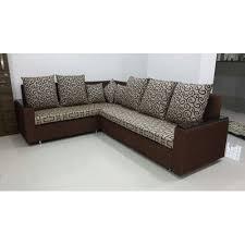 wooden corner sofa set wooden corner sofa set at rs 48000 set hadapsar pune id