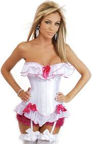 White Corset Halloween Costumes 2013 Autumn Summer Halloween Costumes Women Bridal