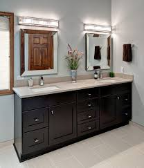 Modern Wood Bathroom Vanity Built In Bathroom Vanity Ideas Classy Double Carved Dark Browk