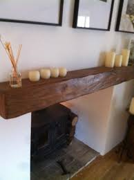 gallery period oak beams