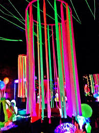 festa neon glow decorations neon and neon decorations