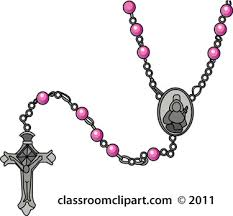 free rosary rosary clipart free images image wikiclipart