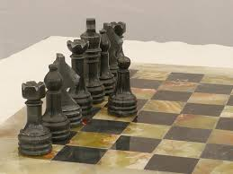 beautiful chess sets beautiful light and black marble chess set with superb heavy