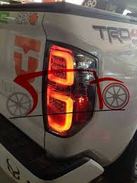 2016 toyota tacoma tail light spyder headlights tacoma world