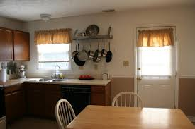 Kitchen With Cabinets Decor Stunning Wall Mount Pot Rack For Kitchen Furniture Ideas