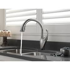 What Are The Best Kitchen Faucets Delta Faucet 9192t Ar Dst Addison Arctic Stainless Pullout Spray