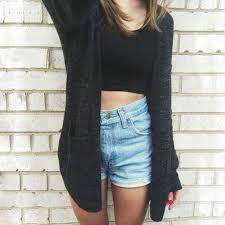 womens black cardigan sweater sleeve knitted cardigan sweater outwear coat