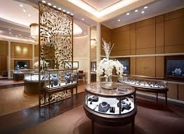 The  Best Images About Jewellery Store Interior Design On Pinterest - Modern boutique interior design