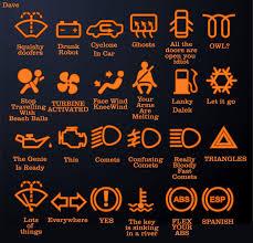 lexus dash lights idiot s guide to car warning lights