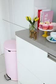 littlebigbell my pink brabantia bin from binopolis pink kitchen bin brabantia photo by little big