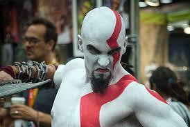 Kratos Halloween Costume Brace Pop Culture Okanagan