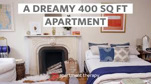 400 Sq Feet by House Tour A Dreamy 400 Square Foot Brooklyn Studio Apartment
