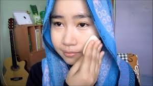 tutorial makeup natural hijab pesta makeup tutorial hijab makeup natural inspired by nabillabee youtube