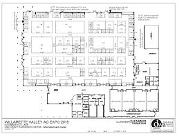Expo Floor Plan by Willamette Valley Ag Expo Floor Plans