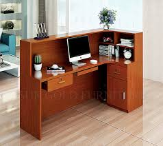 Office Counter Desk China Black Color Furniture Office Counter Design Used Reception
