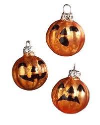 bethany lowe miniature o lantern pumpkin vintage