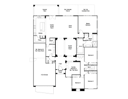 stowe floor plan at northlands summit collection in peoria az stowe at northlands summit