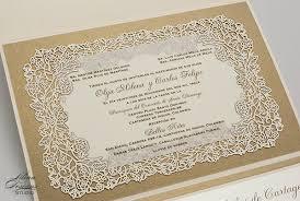 wedding invitations laser cut trends laser cut wedding invitations