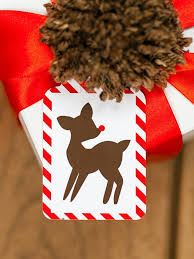 Reindeer Christmas Decoration Template by Free Christmas Templates Printable Gift Tags Cards Crafts