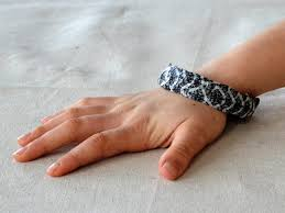 Halloween Duct Tape Crafts Three Ways To Make Duct And Washi Tape Bracelets How Tos Diy