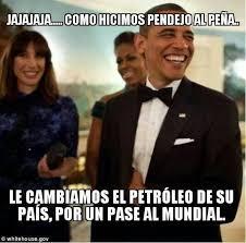 Memes De Obama - llueven memes en redes sociales por visita de obama a toluca fotos