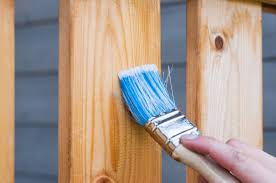 is it better to paint or stain your kitchen cabinets painting or staining your fence which is the best option