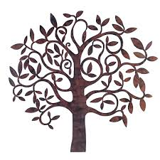 Wall Decor Metal Tree Terrific Large Metal Tree Wall Decoration 15 Extra Large Metal