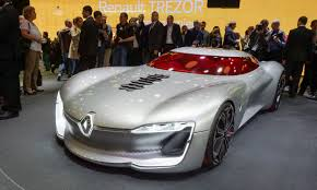 renault trezor price 2016 paris motor show highlights autonxt