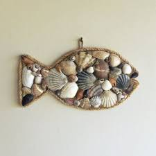 Fish Decor For Home Best Sea Shell Wall Decorations Products On Wanelo