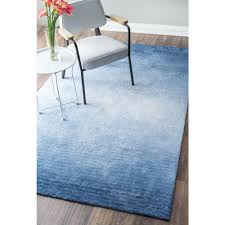 Martha Stewart Rug By Safavieh by Blue Ombre Area Rug Roselawnlutheran