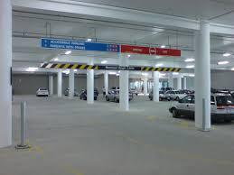 column wikipedia modern column grid in a car park or parking garage