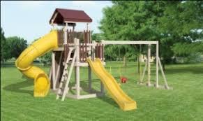 children u0027s backyard playsets