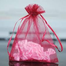 bonbonni re mariage 100 pcs lot bonbonnière de mariage bonbons sacs organza sachet