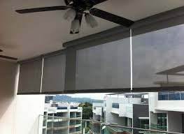 outdoor roller blinds singapore craft axis