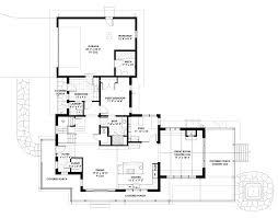 contemporary farmhouse floor plans home plan modern farmhouse with passive solar strategies