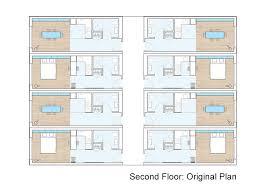 kim kardashian house floor plan kanye west micro apartment original plan inhabitat green design