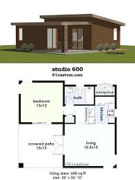 small one bedroom house plans one bedroom cottage plans simple house home one bedroom open floor