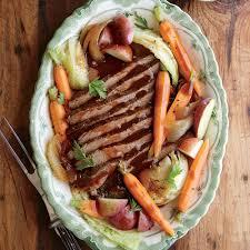 carrots thanksgiving slow cooker beef u0026 cabbage with potatoes u0026 carrots recipe myrecipes
