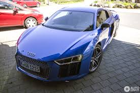 Audi R8 V10 Plus 2015 27 June 2016 Autogespot